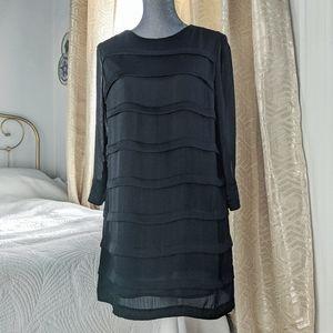Eve Gravel - little black dress